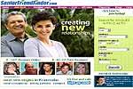Senior Friend Finder - create new relationships